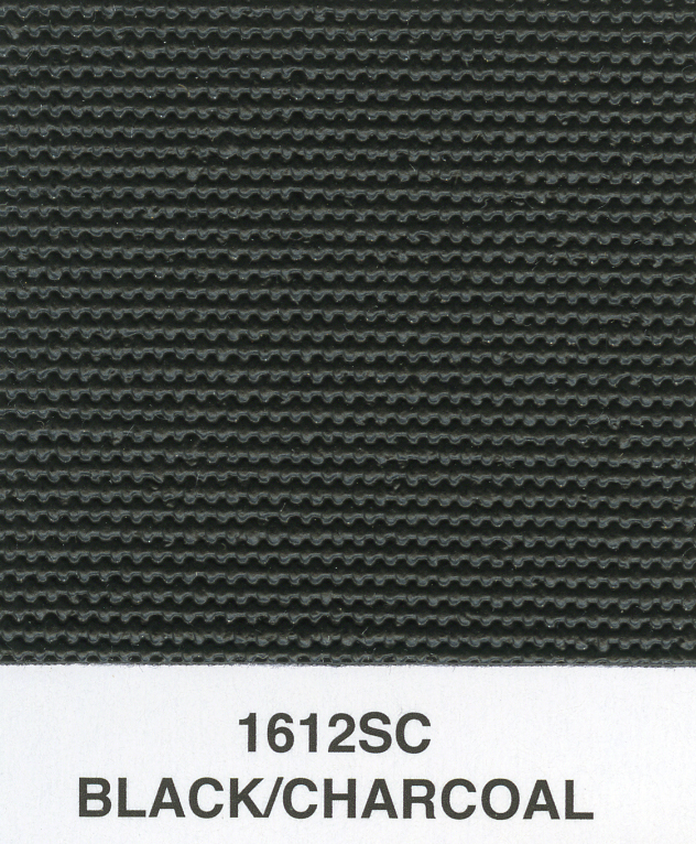BLACK/CHARCOAL SAILCLOTH TOPPING MATERIAL