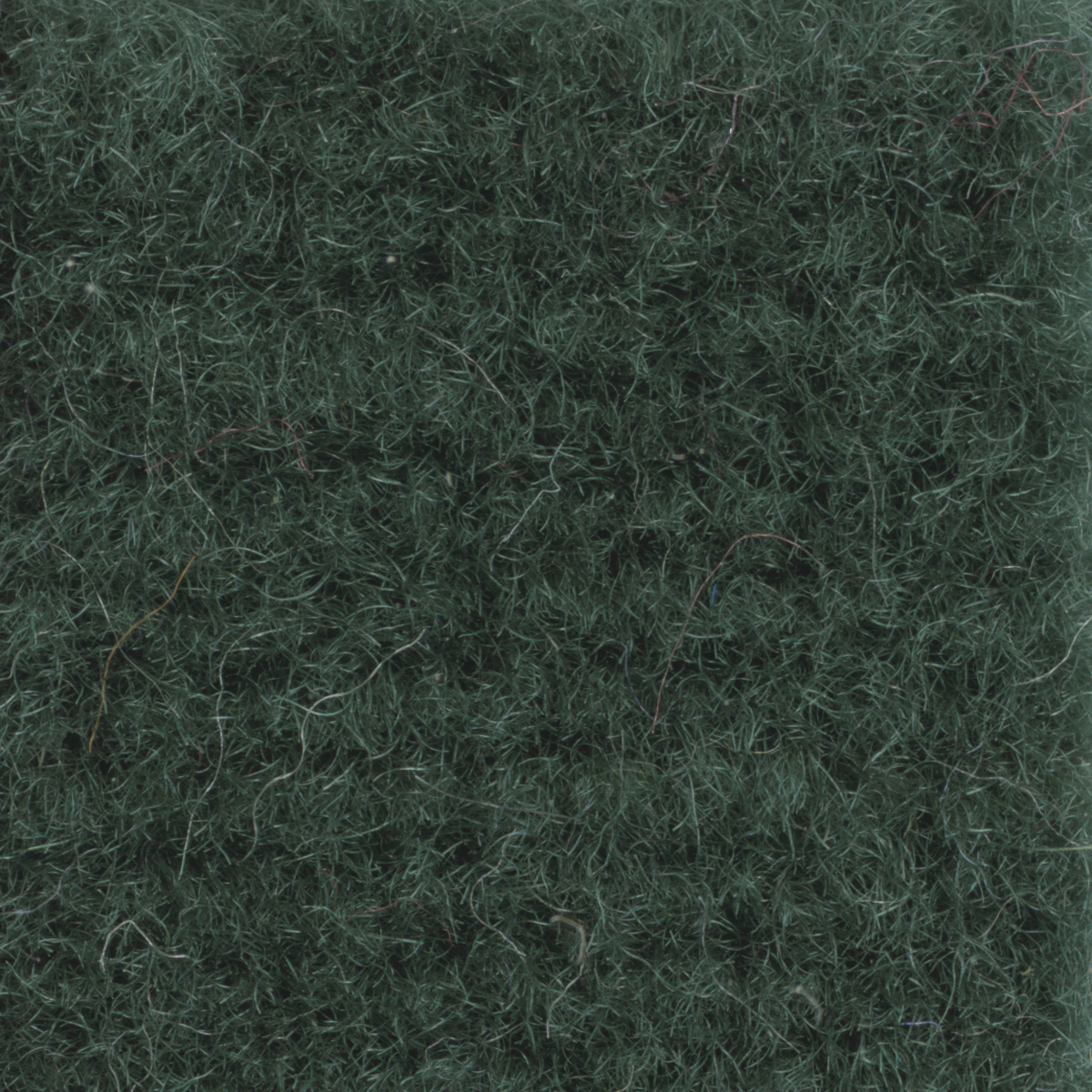 DK GREEN ENGLISH WILTON II WOOL CARPET 50