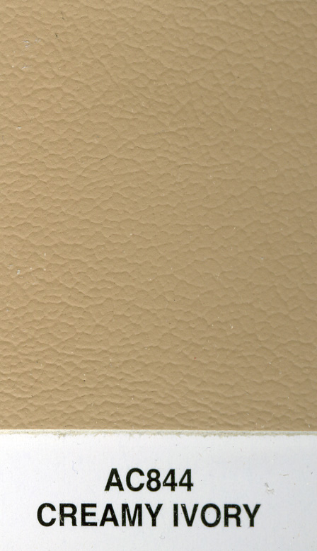 CREAMY IVORY RENO LEATHER