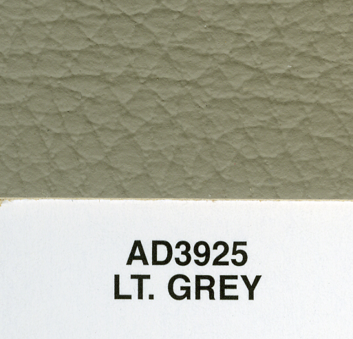 LT GREY AUDI CRICKET GRAIN LEATHER