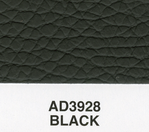 BLACK AUDI CRICKET GRAIN LEATHER