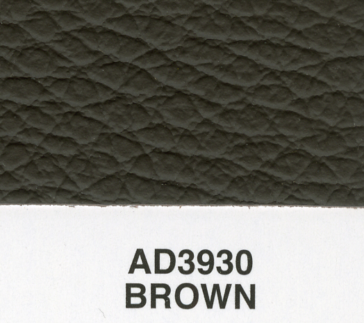 BROWN CRICKET GRAIN LEATHER