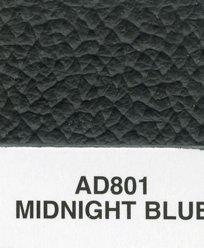 MIDNIGHT BLUE AUDI VOLTERRA GRAIN LEATHER