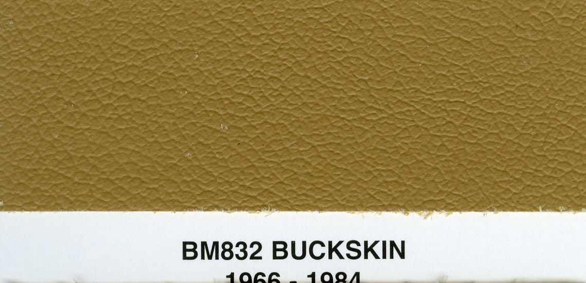 BUCKSIN RENO LEATHER