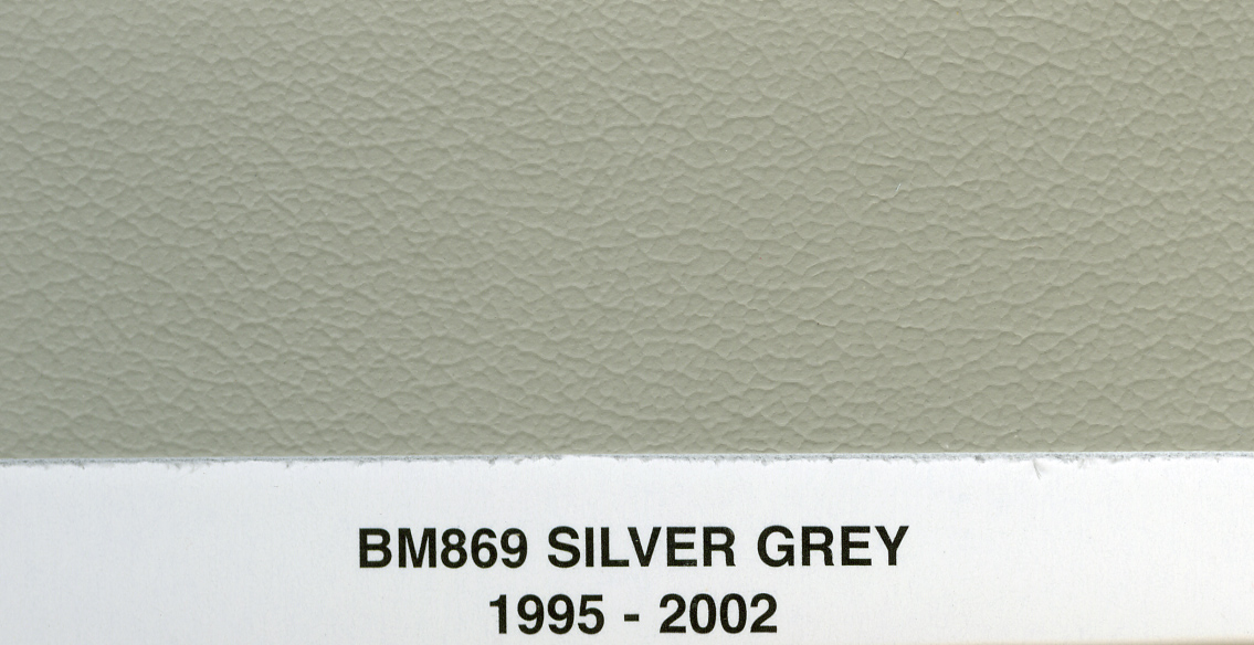 SILVER GREY RENO LEATHER