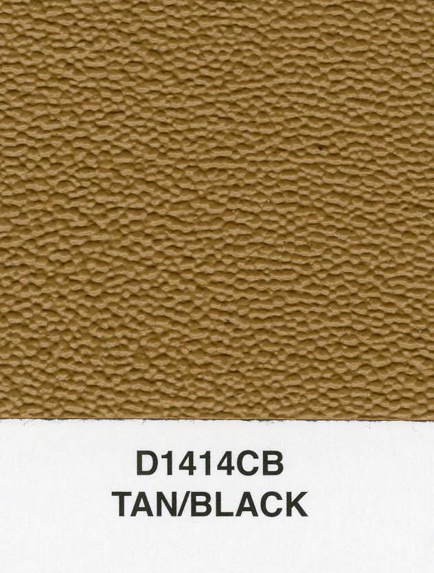 TAN/BLACK CABRIO TOPPING MATERIAL 60