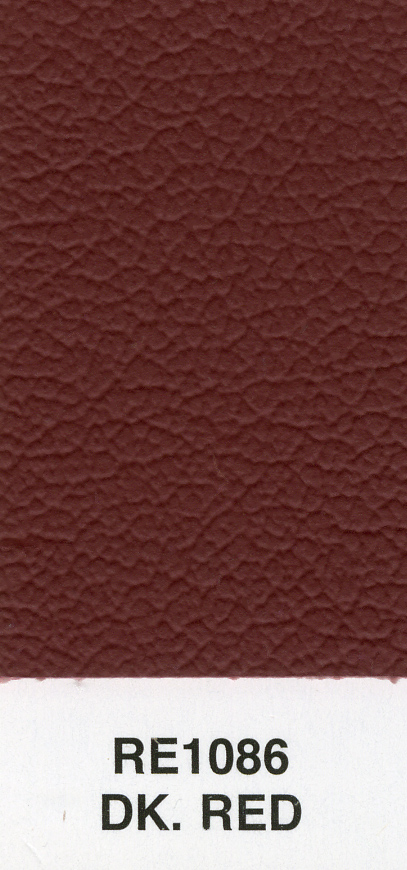 DK RED RENO LEATHER